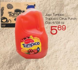 Jugo Tampico Tropical o Citrus Punch