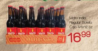 Malta India Regular