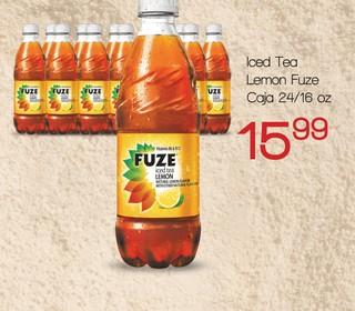Iced Tea Lemon Fuze