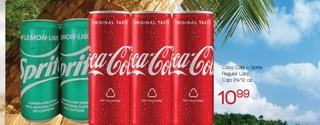 Coca Cola o Sprite