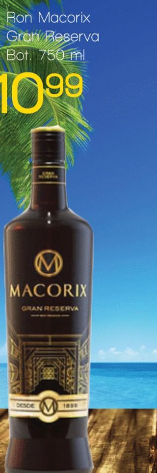 Ron Macorix Gran Reserva