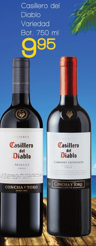 Casillero Del Diablo