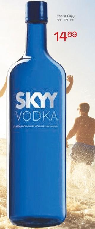 Vodka Skyy