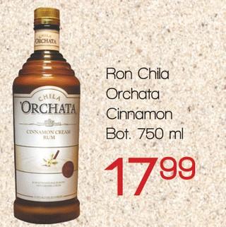 Ron Chila Orchata