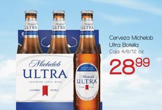 Cerveza Michelob Ultra Botella