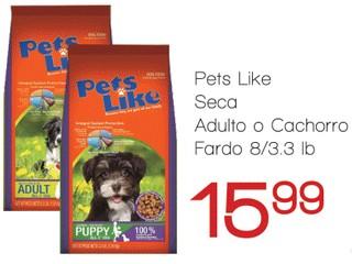 Comida Seca para Perros Pets Like