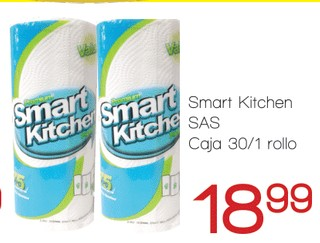 Smart Kitchen SAS Papel Toalla