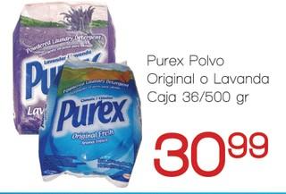 Purex Detergente en Polvo