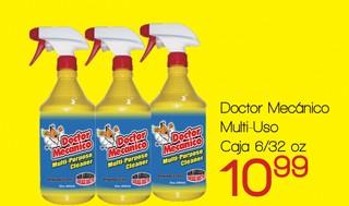 Doctor Mecánico Multi-Uso