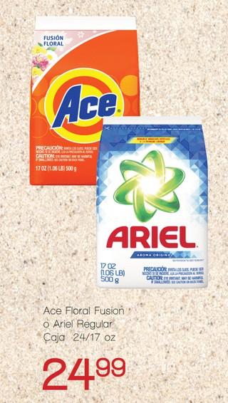 Ace Floral Fusion