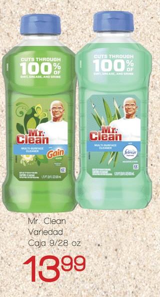 Mr. Clean