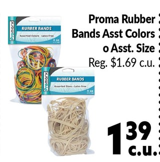 Proma Rubber Bands