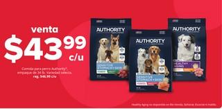 Comida Para Perros Authority
