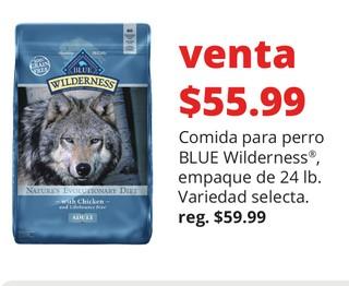 Comida Para Perro Blue Wilderness