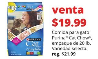 Comida para Gato Purina Cat Show