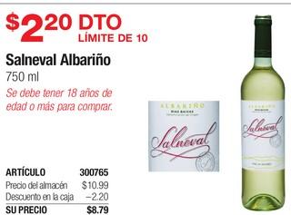Salneval Albariño