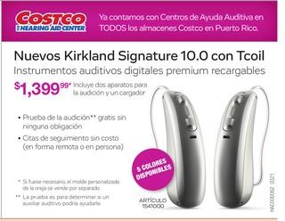 Kirkland Signature 10.0 con Tcoil