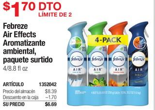 Febreze Air Effects Aromatizante ambiental