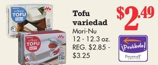 Tofu Variedad
