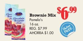 Brownie Mix Pamela's