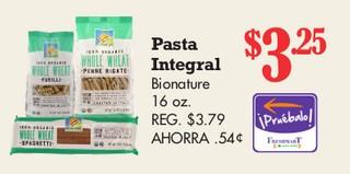 Pastas Integral