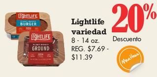 Lightlife Variedad 8 - 14 oz
