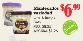 Mantecados Variedad Luna & Larry's Pinta
