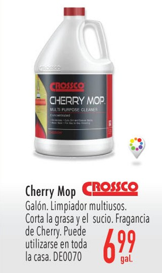 Cherry Mop Crossco