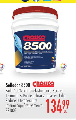 Sellador 8500 Crossco