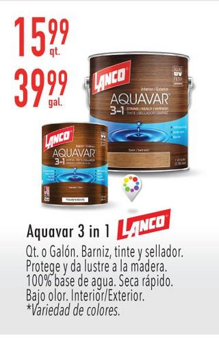 Aquavar 3 in 1 Lanco