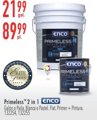 Primeless 2 in 1 Enco
