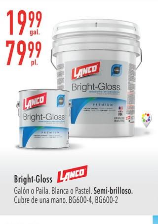 Bright Gloss Lanco