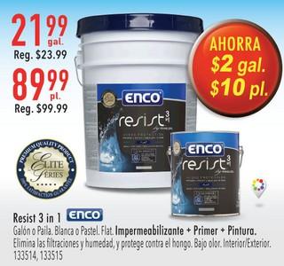 Resist 3 en 1 Enco