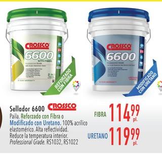 Sellador 6600 Crossco