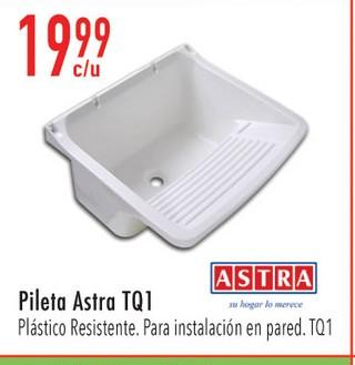 Pileta Astra TQ1 Astra