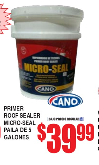 Primer Roof Sealer Micro-Seal