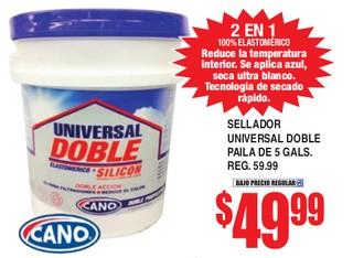 Sellador Universal Doble