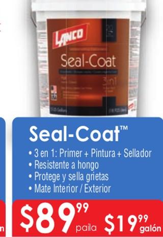 Seal-Coat