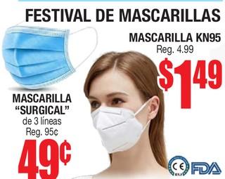 Festival de Mascarillas