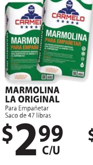 Marmolina La Original