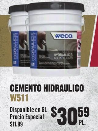 Cemento Hidraulico