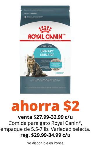 Comida para Gato Royal Canin