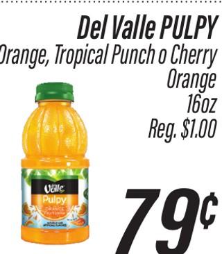 Del Valle Pulpy