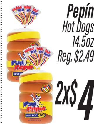 Pepín Hot Dogs