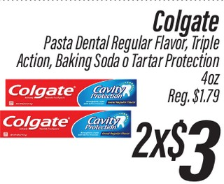 Colgate Pasta Dental