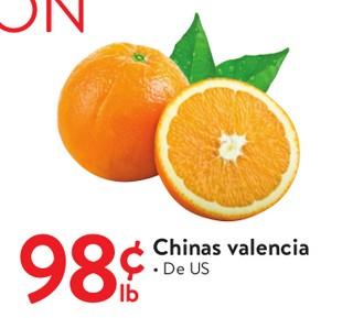 Chinas Valencia