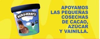 Apoyamos Las Pequeñas Cosechas de Cacao, Azúcar y Vainilla