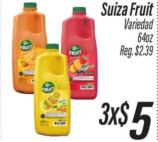 Suiza Fruit