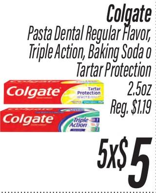 Colgate Pasta Dental