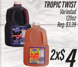 Tropic Twist